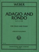 Adagio und Rondo in F, J. 115 - Cello laflutedepan.com