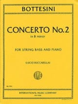 Concerto n° 2 in B minor – String bass - laflutedepan.com