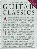 Library of Guitar classics Partition Guitare - laflutedepan.com