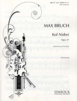 Max Bruch - Kol Nidrei op. 47 - Cello - Sheet Music - di-arezzo.com