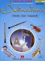 Destination - 1er cycle – Clarinette laflutedepan.com