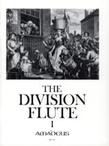 The Division Flute Volume 1 Partition Flûte à bec - laflutedepan.com