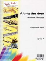 Along the river - Maurice Faillenot - Partition - laflutedepan.com