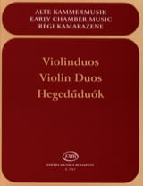 - Violinduos - Partition - di-arezzo.fr