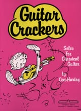 Guitar Crackers - Cees Hartog - Partition - Guitare - laflutedepan.com