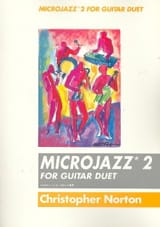 Microjazz 2 - Guitar Duet Christopher Norton Partition laflutedepan