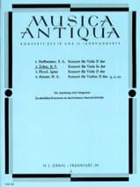 Konzert für Viola Es Dur - Carl Friedrich Zelter - laflutedepan.com