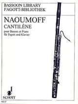 Emile Naoumoff - Cantilena - Sheet Music - di-arezzo.com
