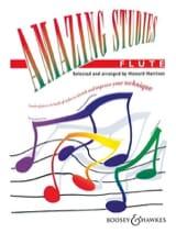 Amazing Studies – Flute - Howard Harrison - laflutedepan.com