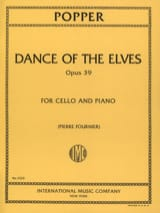 Dance of the Elves op. 39 David Popper Partition laflutedepan.com