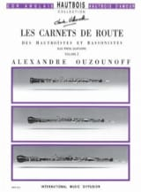 Les Carnets de Route Volume 2 - Parties + Conducteur laflutedepan.com