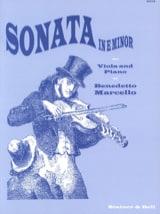 Sonate en Mi Mineur - Alto Benedetto Marcello laflutedepan.com