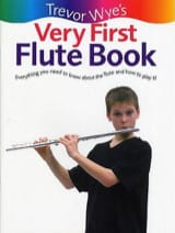 Trevor Wye - Very first flute book - Partition - di-arezzo.fr