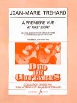 Jean-Marie Trehard - A première vue - Volume 2 - Partition - di-arezzo.fr