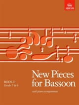 New pieces for basson - Book 2 Partition Basson - laflutedepan.com