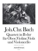 Quatuor en Sib Maj. - Partitur + Stimmen - laflutedepan.com