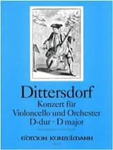 Concerto Violoncelle ré majeur laflutedepan.com
