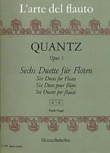 6 Duette op. 5, Nr. 4-6 - 2 Flöten laflutedepan.com