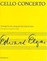 ELGAR - Cello Concerto op. 85 - Viola - Sheet Music - di-arezzo.co.uk