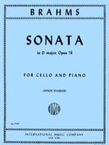 BRAHMS - Sonata in D major op. 78 - Sheet Music - di-arezzo.co.uk