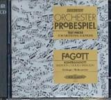 Kolbinger Karl / Rinderspacher Alfred - Orchestre-Probespiel - ファゴット/コントラファゴット - 楽譜 - di-arezzo.jp