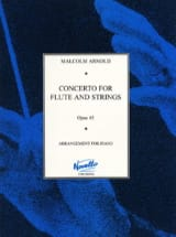 Concerto for flute and strings op. 45 - Flute piano laflutedepan.com