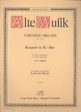 Vincenzo Bellini - Konzert In Es-Dur - Oboe Klavier - Sheet Music - di-arezzo.co.uk