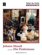 Johann (Fils) Strauss - Die Fledermaus - Together - Sheet Music - di-arezzo.com