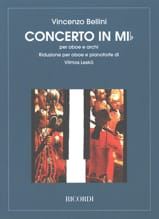 Concerto in mi bemolle per Oboe Vincenzo Bellini laflutedepan.com