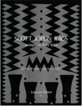 Scott Joplin - Scott Joplin Rags -4 Clarinets - Partition - di-arezzo.fr