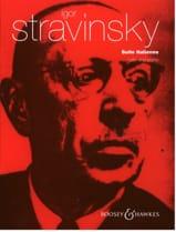 Suite Italienne Igor Stravinsky Partition laflutedepan.com