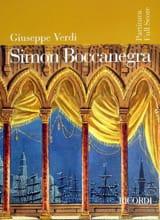 Simon Boccanegra (nouvelle éd.) – Partitura laflutedepan.com