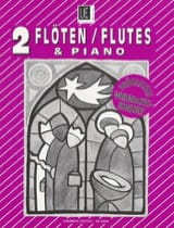 - Fröhliches Weihnachtskonzert - 2 Flöten Klavier - Sheet Music - di-arezzo.co.uk