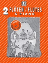 Das Schlaue Füschlein -2 Flöten Klavier Leos Janacek laflutedepan.com