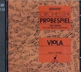 Orchester-Probespiel CD - Viola laflutedepan