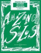 Steve Rosenberg - Amazing Solos –Recorder soprano - Partition - di-arezzo.fr