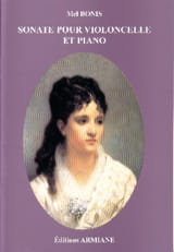Mel Bonis - Sonate - Violoncelle et Piano - Partition - di-arezzo.fr