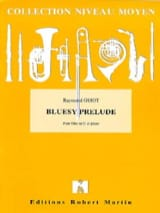 Raymond Guiot - Bluesy prelude - Sheet Music - di-arezzo.co.uk