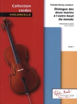 Claude-Henry Joubert - Dialogue of the two sailors at the other end of the world - Sheet Music - di-arezzo.co.uk