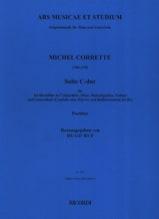 Michel Corrette - C-Dur Suite - Altblockflöte und Bc - Partitura - di-arezzo.es