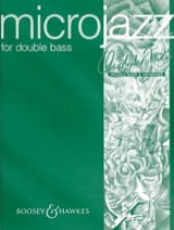Microjazz for Double bass Christopher Norton laflutedepan.com