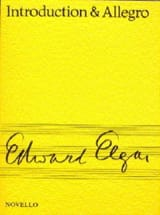 Edward Elgar - Introduction and Allegro op. 47– Score - Partition - di-arezzo.fr