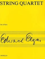 Edward Elgar - String quartet op. 83 – Parts - Partition - di-arezzo.fr