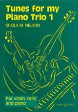 Tunes for my Piano Trio, Volume 1 Sheila M. Nelson laflutedepan.com
