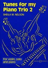 Tunes For My Piano Trio Volume 2 Sheila M. Nelson laflutedepan.com