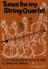 Tunes For My String Quartet - 2 Violons Alto Cello laflutedepan.com
