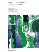 Bill Thorp - Quartet Cabaret, Volume 2 - Partition - di-arezzo.fr