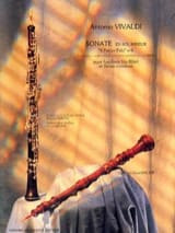 VIVALDI - Sonata G minor Il Pastor Fido n ° 6 - Oboe - Sheet Music - di-arezzo.co.uk