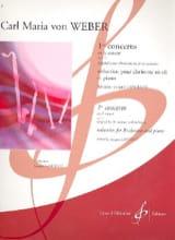 Concerto N° 1 Fa Mineur Op. 73 Carl Maria von Weber laflutedepan.com