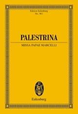 Missa Papae Marcelli Giovanni Pierluigi da Palestrina laflutedepan.com